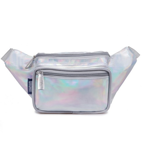 Wildkin Holographic Fanny Pack - image 1 of 4