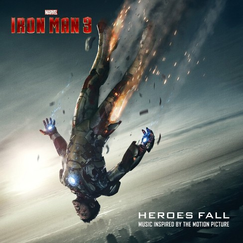 Iron Man 3: Heroes Fall: Music Inspired by the Motion Picture - image 1 of 1