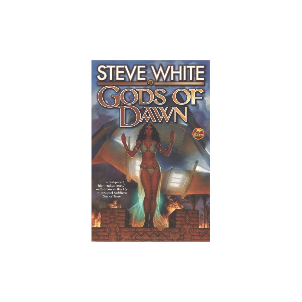 Gods of Dawn - (Jason Thanou) by Steve White (Paperback)