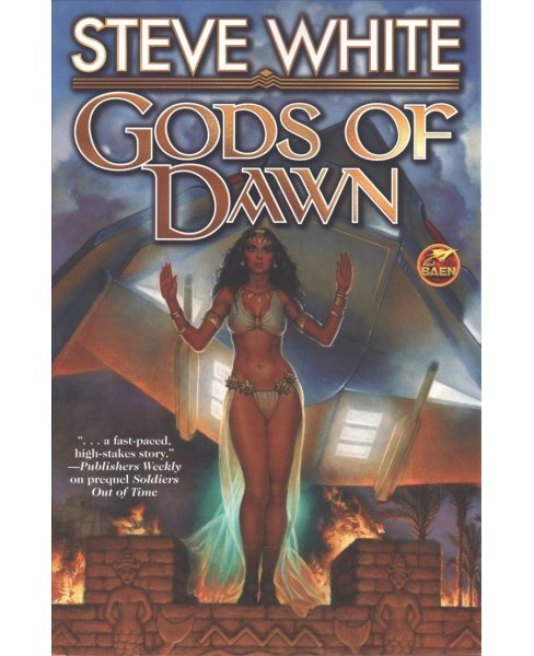 Gods of Dawn -  (Jason Thanou) by Steve White (Paperback) - image 1 of 1