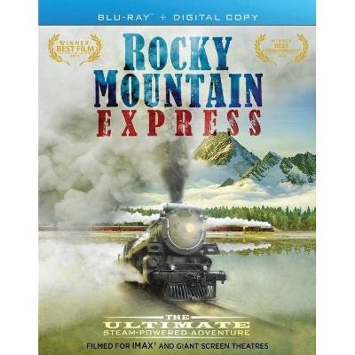 IMAX: Rocky Mountain Express (Blu-ray)(2016)