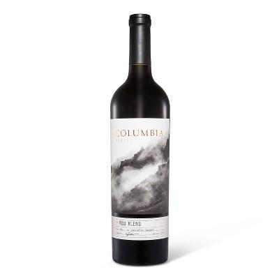 Columbia Red Blend Wine - 750ml Bottle