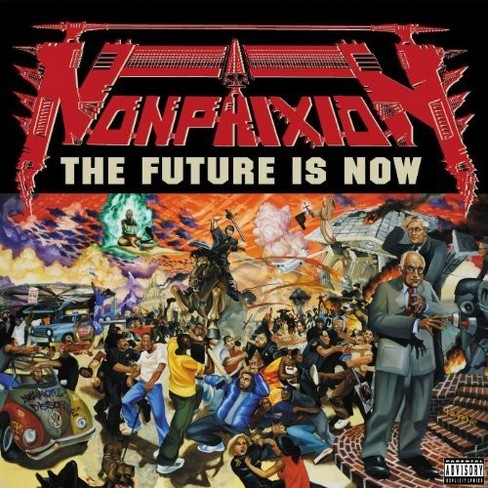 Non Phixion - Future Is Now (CD) - image 1 of 1