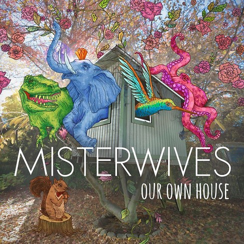 Misterwives - Our own house (CD) - image 1 of 2