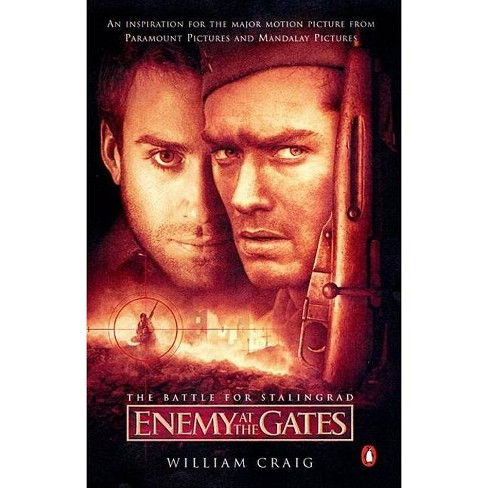 Enemy at the Gates - by  William Craig (Paperback) - image 1 of 1