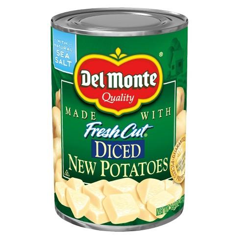 Del Monte Fresh Cut Diced New Potatoes - 14.5 oz - image 1 of 1