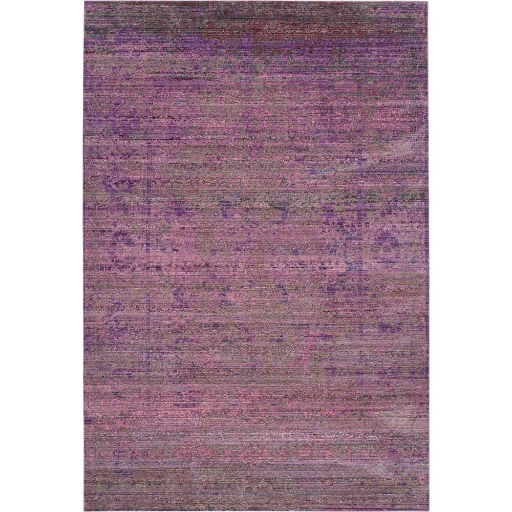 6 39 X9 39 Brylee Solid Loomed Area Rug Lavender Safavieh