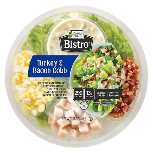 Ready Pac Bistro Cobb Salad Bowl - 7.25oz - image 1 of 1