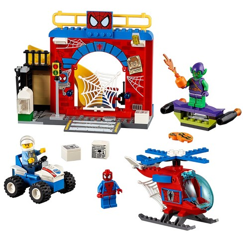 LEGO® Juniors Spider-Man™ Hideout 10687 - image 1 of 17