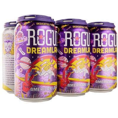 Rogue Dreamland Lager Beer - 6pk/12 fl oz Cans