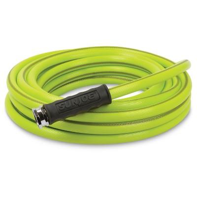Sun Joe® 5/8  Heavy Duty Garden Hose - 100' - Green