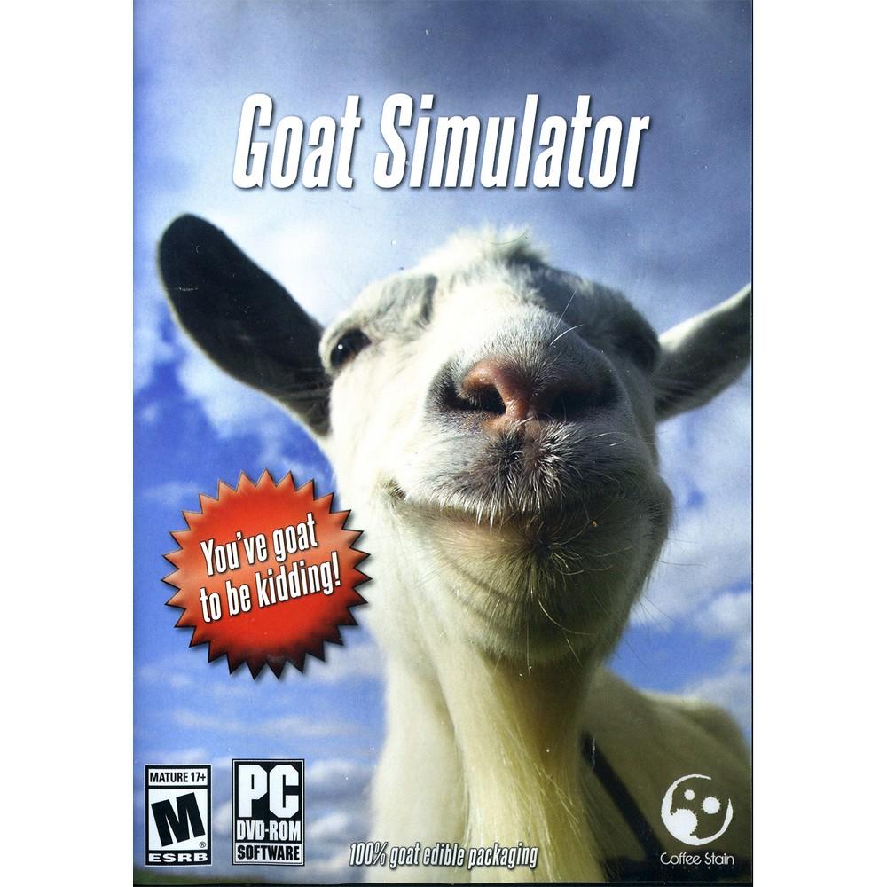 Goat Simulator PC Games, video games