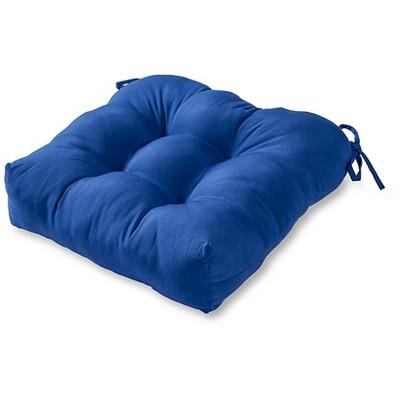 Greendale Home Fashions 20  Outdoor Chair Cushion - Marine