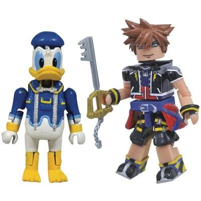 Diamond Select Kingdom Hearts Minimates Series 1: | Sora & Donald Duck
