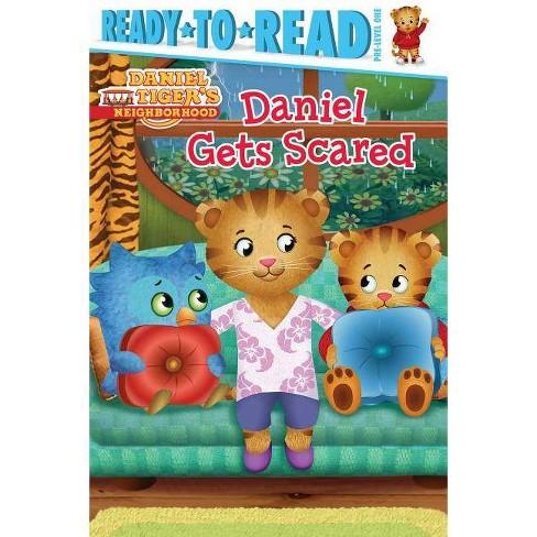 Daniel Gets Scared - (Daniel Tiger's Neighborhood) (Hardcover) - image 1 of 1