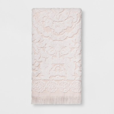 Textured Hand Towel Fresh White - Threshold™