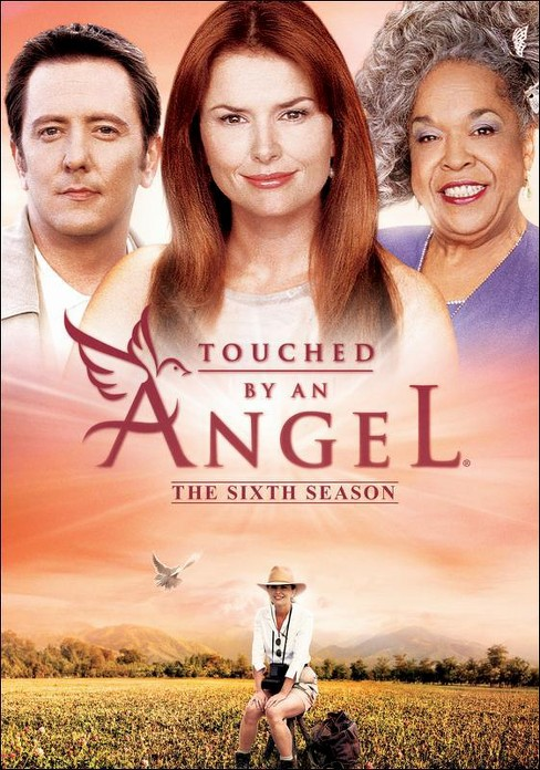 Touched by an angel:Complete sixth ss (DVD) - image 1 of 1