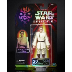 Star Wars Celebration 20th Anniversary Black Series Obi-Wan Kenobi Action Figures