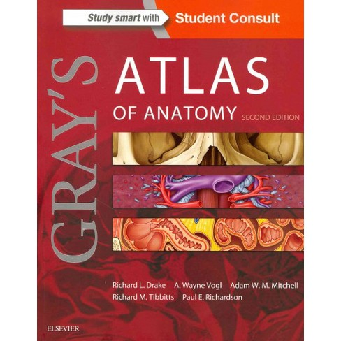 Gray\'s Atlas of Anatomy (Student) (Mixed media product) : Target