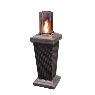 1lb Gas Vortex Burner 13800 BTU - Brown - Infinity