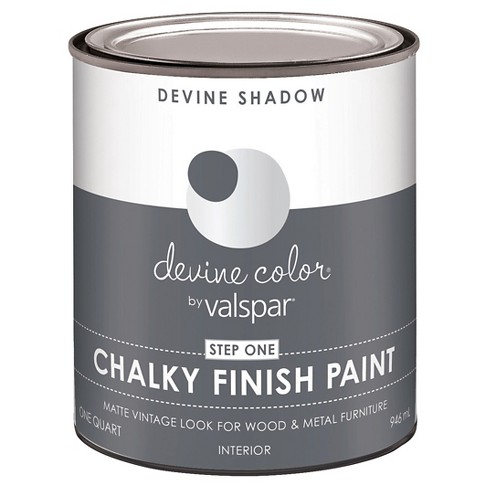 Devine Color Chalky Finish Paint - Shadow Gray - image 1 of 1