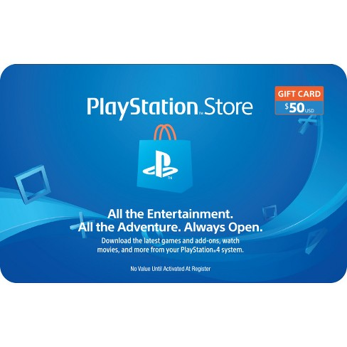 PlayStation Store Gift Card (Digital) - image 1 of 1