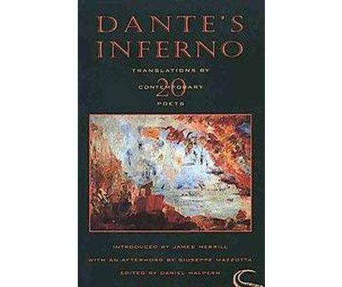 Dante's Inferno : Translations by Twenty Contrmporary Poets (Paperback) - image 1 of 1