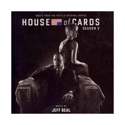Jeff Beal - House Of Cards: Season 2 (OSC) (CD) - image 1 of 1