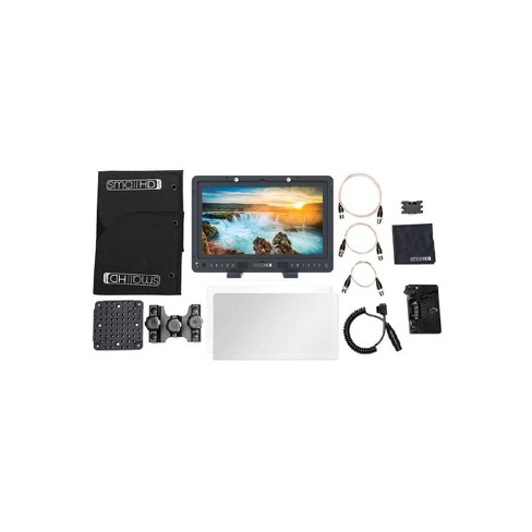 "SmallHD 1703 P3X 17"" Monitor Kit, Includes Gold Mount Power Kit - image 1 of 4"