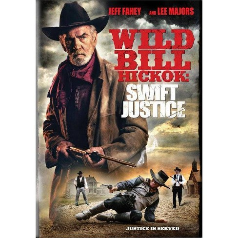 Wild Bill Hickock: Swift Justice (DVD) - image 1 of 1