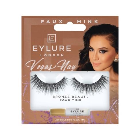 Eylure False Eyelashes Vegas Nay Bronze Beauty - 1pr - image 1 of 4