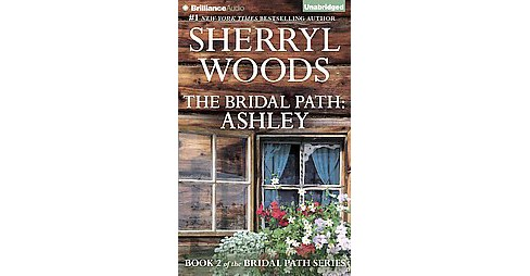 Ashley : Library Edition (Unabridged) (CD/Spoken Word) (Sherryl Woods) - image 1 of 1