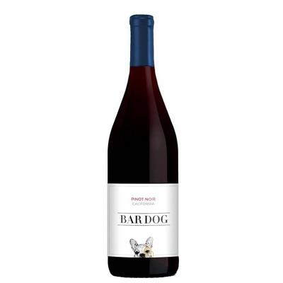 Bar Dog Pinot Noir Red Wine - 750ml Bottle