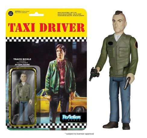 "Funko Taxi Driver ReAction 3 3/4"" Action Figure Travis Bickle - image 1 of 2"