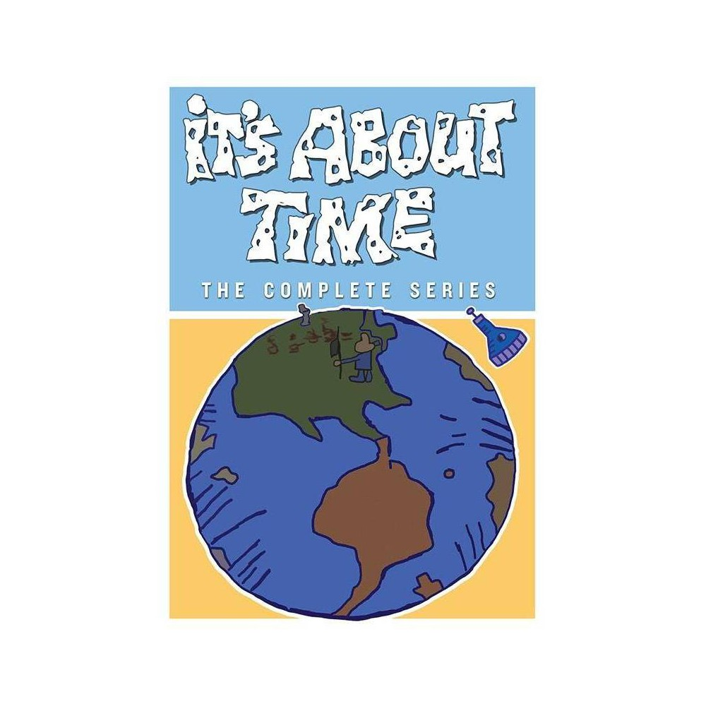 It's About Time: The Complete Series (DVD)
