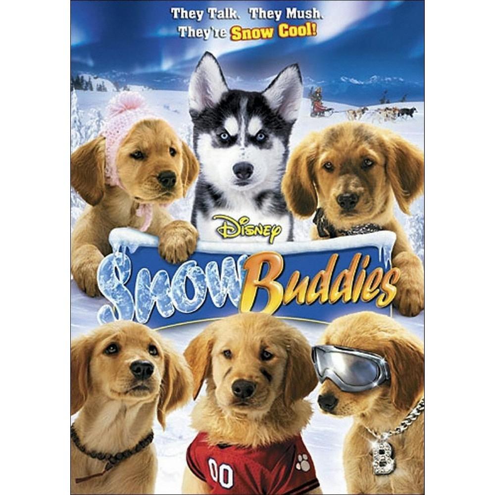 Snow Buddies (2 Discs) (Blu-ray/Dvd)