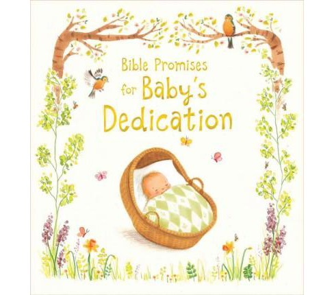Bible Promises for Baby's Dedication (Hardcover) (Sophie Piper) - image 1 of 1