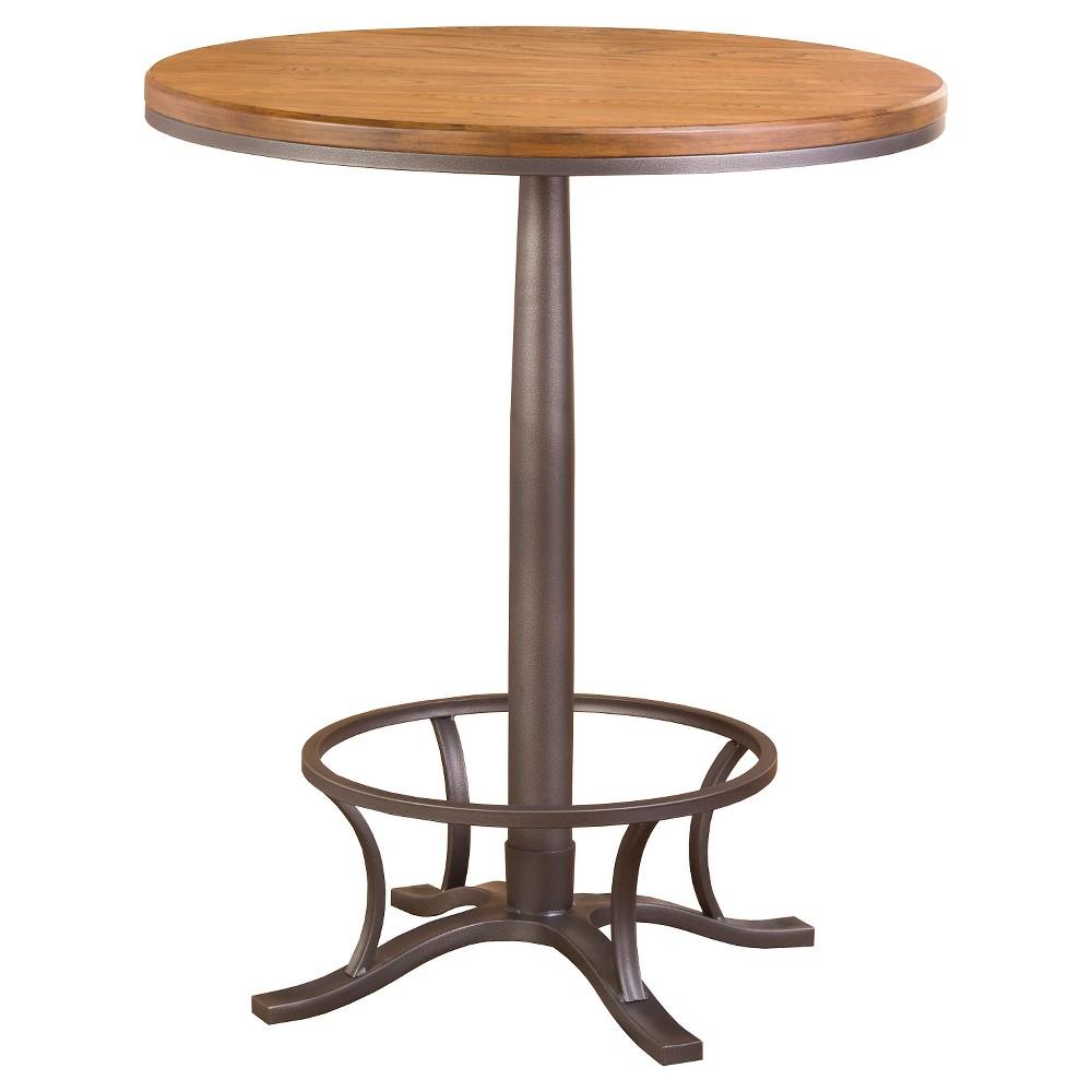 Westview Bistro Pub Table Wood/Brown - Hillsdale Furniture