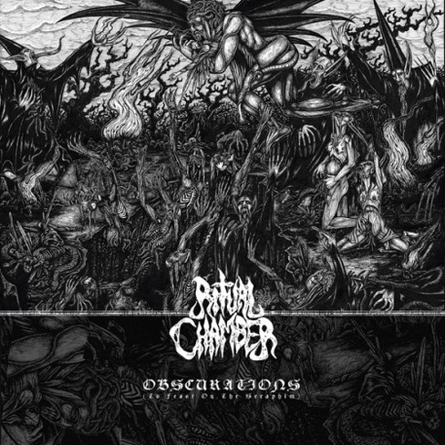Ritual chamber - Obscurations (To feast on the seraphi (CD) - image 1 of 1