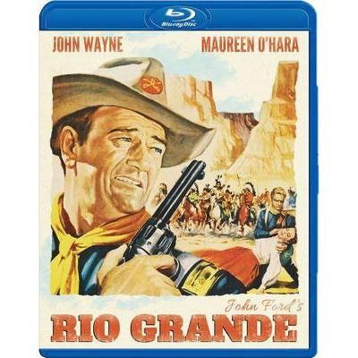 Rio Grande (Blu-ray)(2012)
