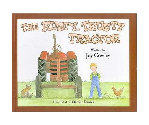 Rusty, Trusty Tractor (Reprint) (Paperback) (Joy Cowley) - image 1 of 1