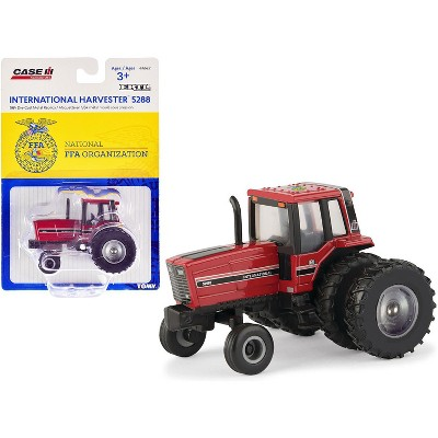 """IH International Harvester 5288 Tractor with """"National FFA Organization"""" Logo on the Roof 1/64 Diecast Model by ERTL TOMY"""
