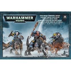 Warhammer Thunderwolf Cavalry Miniatures Box Set