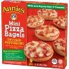 Annie's Frozen  Mini Pizza Bagels Pepperoni - 9ct/6.65oz - image 3 of 3