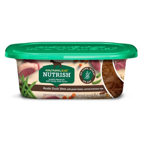 Rachael Ray Nutrish Wet Dog Food Rustic Duck Stew 8oz - image 1 of 1
