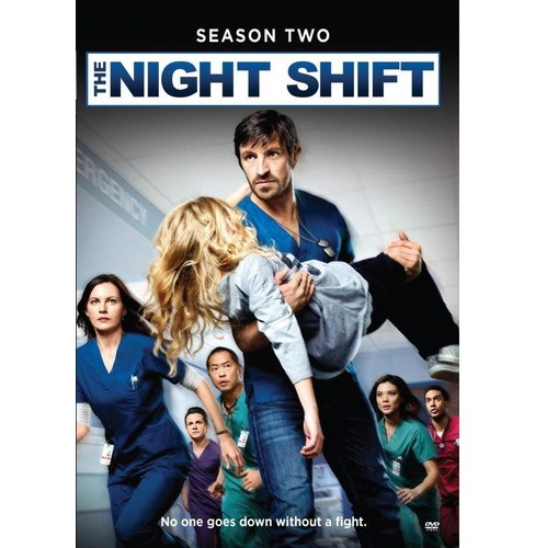 Night Shift:Season Two (DVD) - image 1 of 1