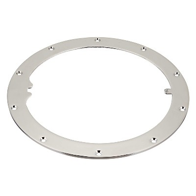 Pentair 79200200 10-Hole Standard Stainless Steel Niche Liner Sealing Ring Replacement