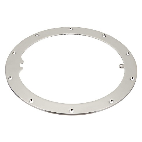 Pentair 79200200 10-Hole Standard Stainless Steel Niche Liner Sealing Ring Replacement - image 1 of 1