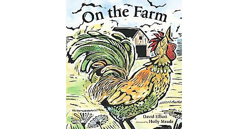 On the Farm (Reprint) (Paperback) (David Elliott) - image 1 of 1