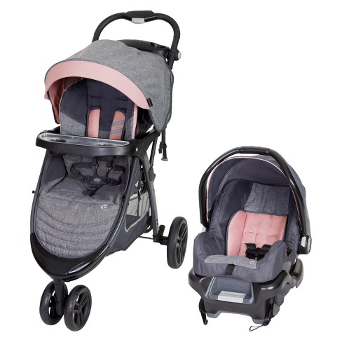 Baby Trend Skyline 35 Travel System - Starlight Pink - image 1 of 4